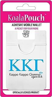 Kappa Kappa Gamma - Koala Pouch - Adhesive Cell Phone Wallet
