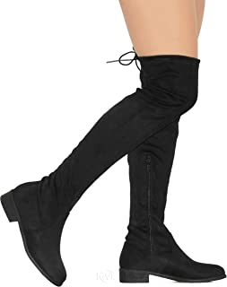 Best thigh high boots for tall legs Reviews