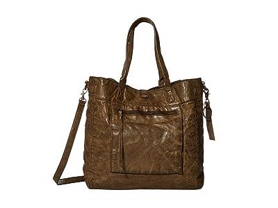 FRYE AND CO. Rubie Tote (Olive) Tote Handbags