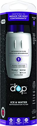 EveryDrop by Whirlpool Refrigerator Water Filter 1 (Pack...