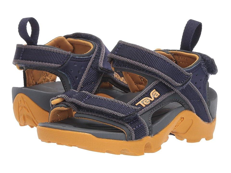 Teva Kids Tanza (Toddler) (Eclipse) Boys Shoes