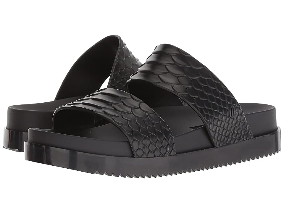 Melissa Shoes x Baja East Cosmic Python Sandal (Black) Women
