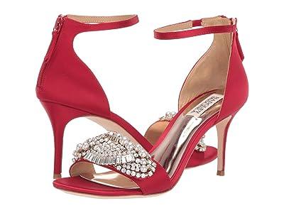 Badgley Mischka Odelia (Red) High Heels
