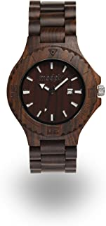 Personalized Wooden Watch – Perfect Groomsmen Gift Idea – Custom Laser Engraving