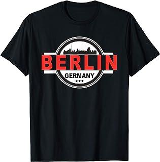 Berlin Allemagne capitale allemande visite voyage cadeaux T-Shirt