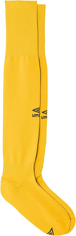 Umbro Club Soccer Socks, Yellow, Youth Small