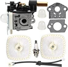 Harbot RB-K70A Carburetor with Air Filter Tune Up Kit for Echo SRM-210 SRM-210i SRM-210U SRM-210SB SRM-211 SRM-211i SRM-211U SRM-230 SRM-230S SRM-230U SRM-231 SRM-231S SRM-231U String Trimmer RB-K70