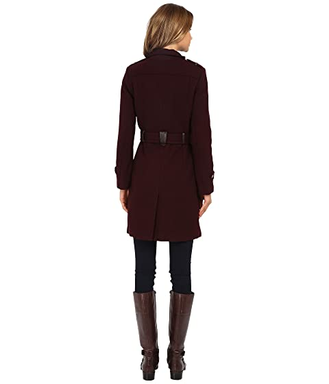Cole Haan Zip Front Stand Collar Coat At 6pm