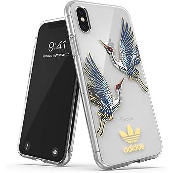 sistemático Invitación nieve  Adidas Originals diseñado para iPhone X/XS, Funda para teléfono Celular de  año Nuevo Chino - cigüeña: Amazon.com.mx: Electrónicos