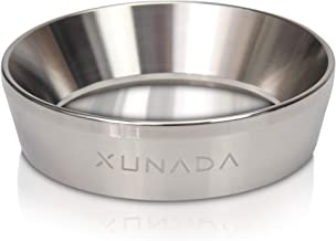 XUNADA 54mm Espresso Dosing Funnel, Precision Stainless Steel Coffee Dosing Ring, Works with Breville Portafilters