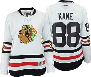 Reebok NHL Women's Chicago Blackhawks Patrick Kane #88 Winter Classic Premier Player Jersey