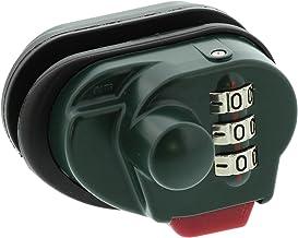 Burg-Wächter Wapenslot met cijfercombinatie, 2-delig, Gun Lock GL 345 SB