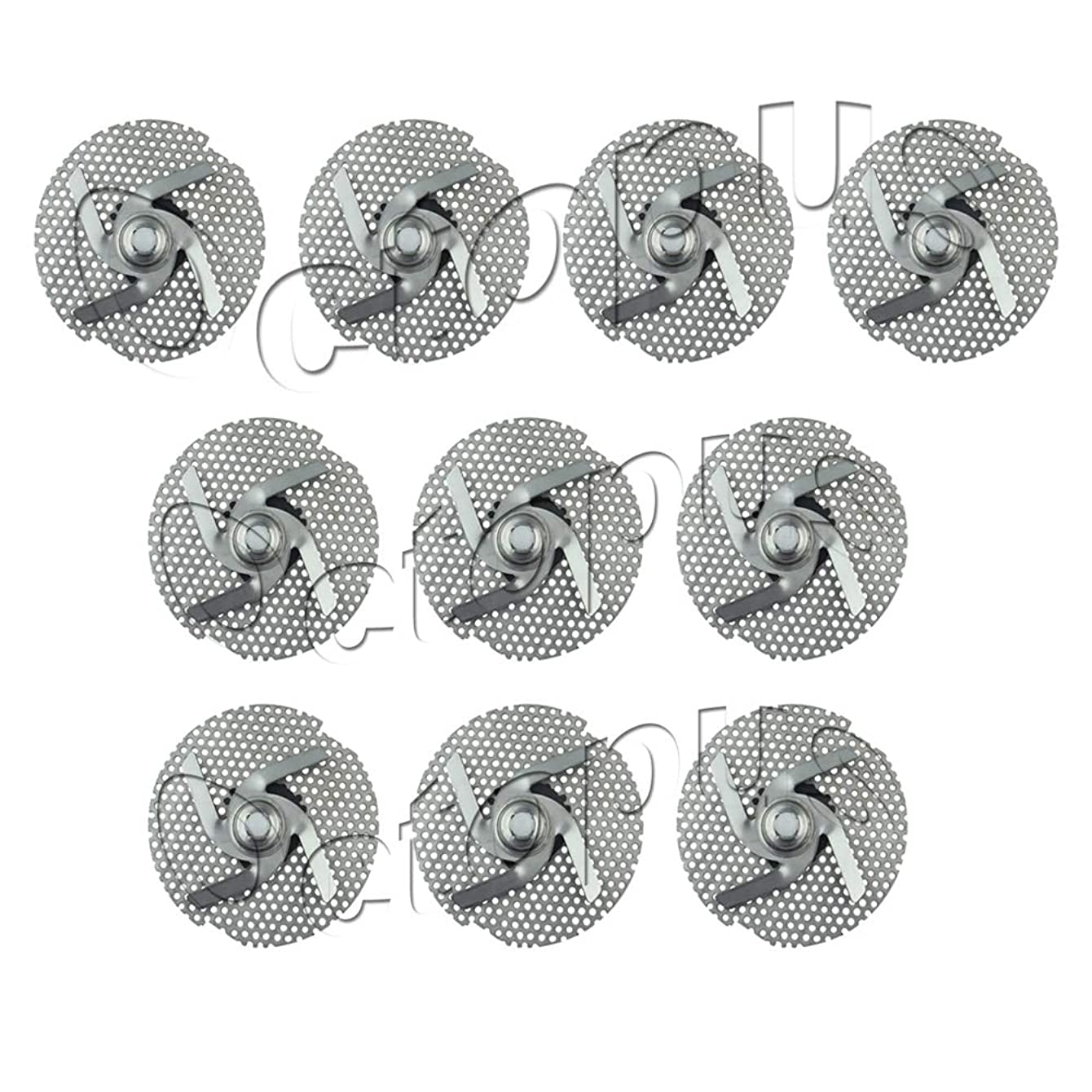 10 Pack W10083957V Dishwasher Chopper Blade Assembly W10083957 PS1734917