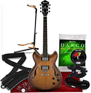Right Other 6 String Semi-Hollow-Body Electric Guitar DR6302-A-U