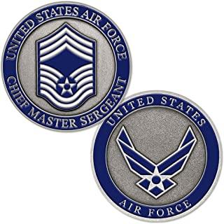 Best chief master sergeant challenge coin Reviews