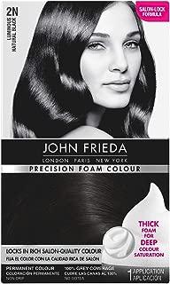 John Frieda Precision Foam Colour, 2N Natural Black - 1 Ea ( Pack of 3 )