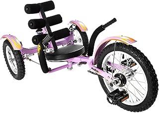 Mobo Mobito Kids 3-Wheel Bike. Recumbent Trike. Childs Cruiser Tricycle (Renewed)