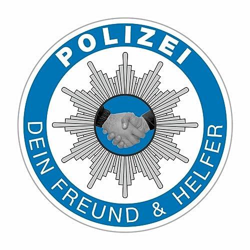 Aufkleber Polizei: Amazon.de