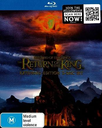 LOTR:Return of the King EXT ED BD Singls