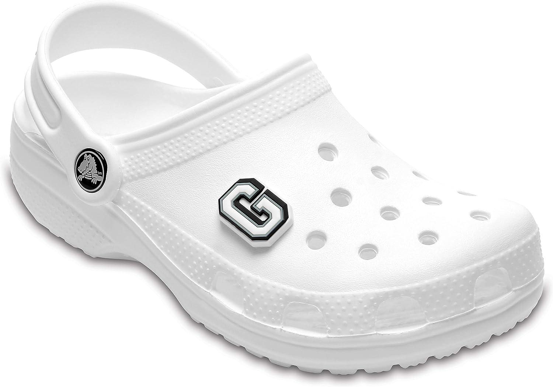 Crocs Unisex Letters Shoe Charm Personalize with Jibbitz /Étiquettes de Chaussures