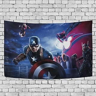 Best captain america room decorations Reviews