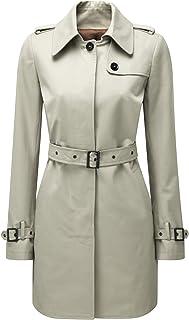 Womens Windsor Trench Coat Stone
