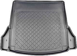 MDM Kofferraumwanne CLA (C118) 2019 , Kofferraummatten Passgenaue mit Antirutsch, Passend für Ausbuchtungen abschneidbar bei seitlichen Trennnetzen, cod. 8412