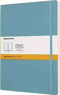 Moleskine Classic Notebook, Soft Cover, XL (7.5