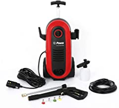Power Pressure Washer NXG-2200 PSI 1.76 GPM Electric 14.5Amp BRUSHLESS Induction Technology   The Next Generation of Pressure Washer   4X More Lifespan   Ultra Low Sound (Red)