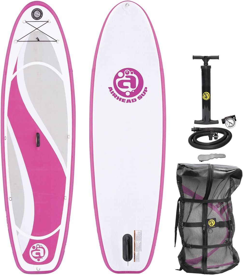 AIRHEAD BLISS 930 ISUP w Max 71% OFF In a popularity Pump Gauge Backpack Mesh