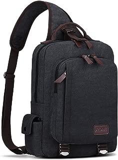 Sling Bag Men Chest Shoulder Backpack Sack Satchel Outdoor Crossbody Pack