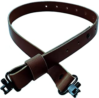 Best handmade leather rifle slings Reviews