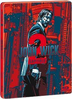 John Wick - Capitolo 2 (Steelbook) Italia Blu-ray