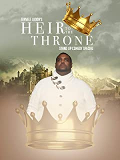 Travele Judon's Heir To The Throne Stand Up Comedy Special