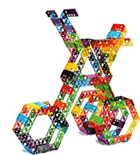 product image for Qubits STEM Construction Set - 84 Pieces: an Open Play Engineering and Building Toy for Kids Ages 4 and Up