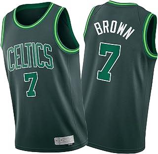 Bostọn Cẹltics ボストンセルティックス 2021シーズンバスケットボールジャージーシャツ、Tatum Brown Walker Thompson ジェイソン・テイタム ジェイレン・ブラウン ケンバウォーカー トリスタン・トンプソン...