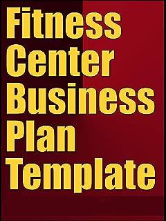Fitness Center Business Plan Template