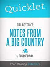 Quicklet on Bill Bryson's Notes from a Big Country