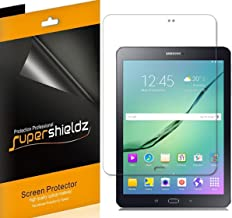 Supershieldz (3 Pack) for Samsung Galaxy Tab S2 and Galaxy Tab S3 (9.7 inch) Screen Protector, High Definition Clear Shield (PET)