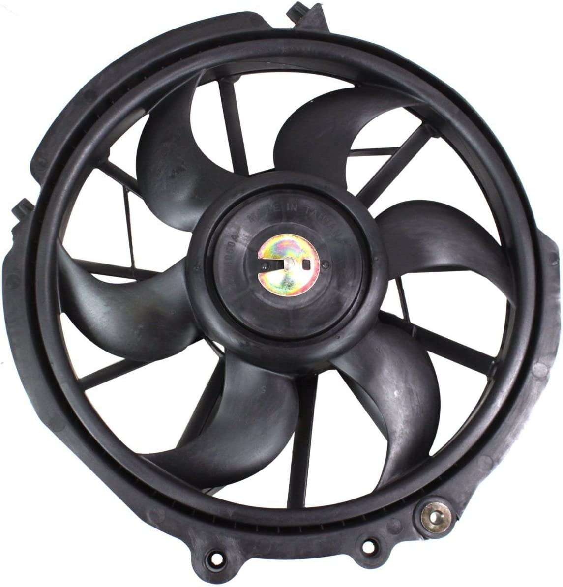 Spasm price New A C Condenser Fan Assembly 1996-2007 Mercu Ford Large special price Taurus For