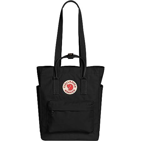 Fjällräven Unisex-Adult Kånken Totepack Carry-On Luggage, Black, Einheitsgröße