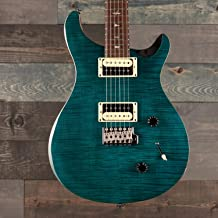 PRS SE Custom 24 Electric Guitar (Sapphire)