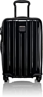 V3 International Expandable Carry-On Luggage - 22 Inch Hardside Suitcase for Men and Women
