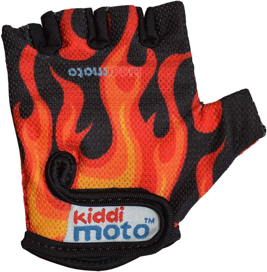 Kiddimoto - Cycling Gloves Kids Nashville-Davidson Mall Luxury for Perfec Fingerless