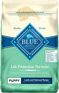 Best blue buffalo lamb and rice puppy Reviews