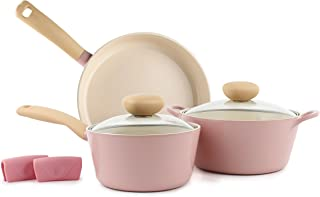Best pink glitter pots and pans set Reviews