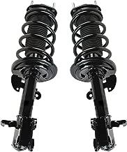 Front Complete Shock Strut Assembly LH Driver RH Passenger Pair Set of 2 for MDX