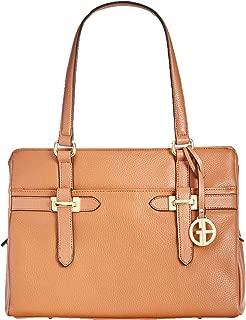 Giani Bernini Stripe Signature Crossbody Shoulder Bag