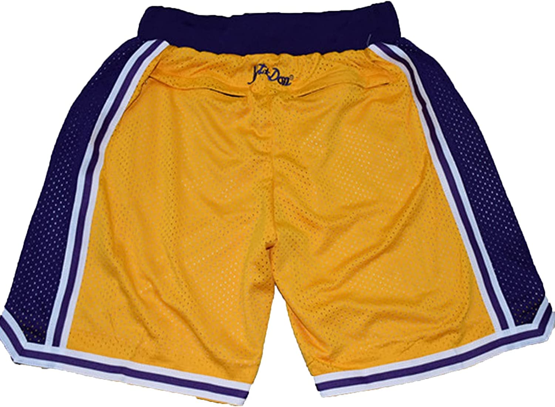 gfdrt Men's Classic Max 62% OFF Large discharge sale Basket Jersey Quick Dry Mesh Swingman Shorts