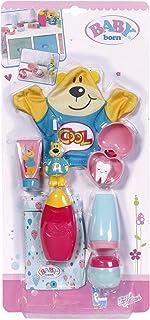 Zapf Creation 827116 Baby born Bath Wash & Go badkamer set poppenaccessoires 43 cm, kleurrijk